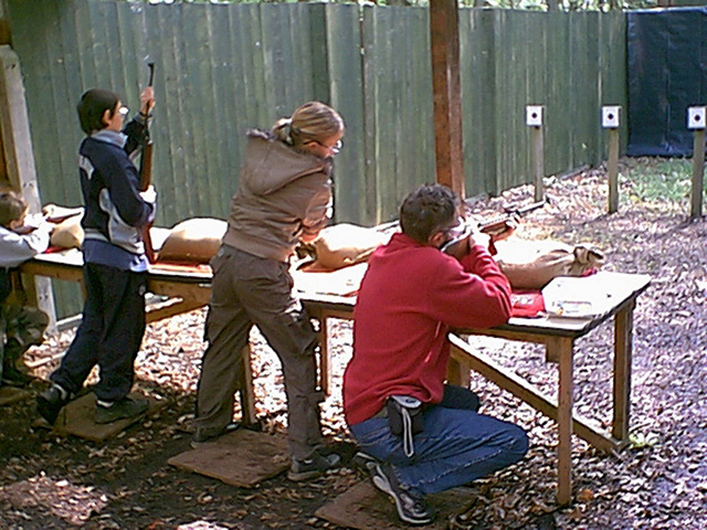 Air Rifle Target Shooting Air Rifle Target Shooting
